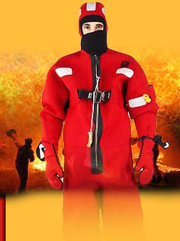 Fire Brigade Safety Gloves